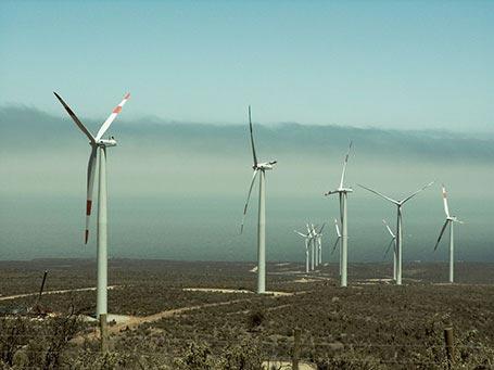 Construirán dos parques eólicos en Añelo