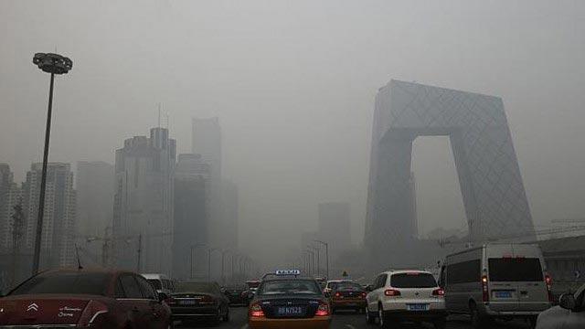 Pekín sin aire limpio hasta 2030