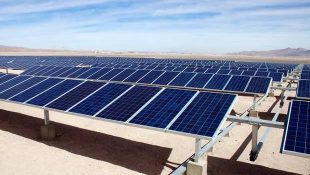 construcci n de planta de energ a solar en la rioja
