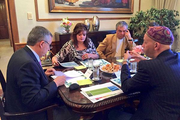 Sergio Bergman firmó un Compromiso de Sustentabilidad en Jujuy