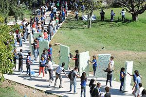 Fundación UADE recibe donaciones para el Litoral y Ecuador