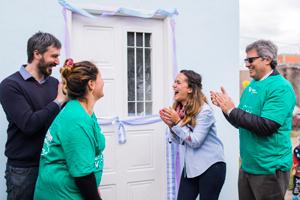 """Inauguran una """"Casa Semilla"""" en González Catán"""