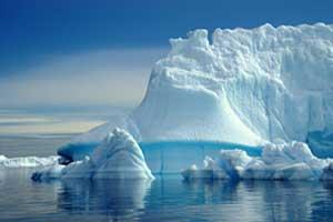 Pronostican un calentamiento intenso en la Antártida