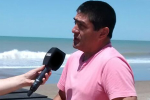 """Santurión: """"Los balnearios necesitamos un mayor acompañamiento del Estado"""""""