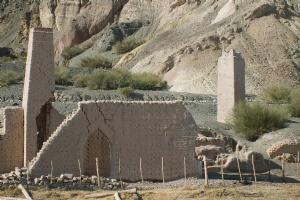 Comenzaron los trabajos para recuperar las Ruinas de Hilario