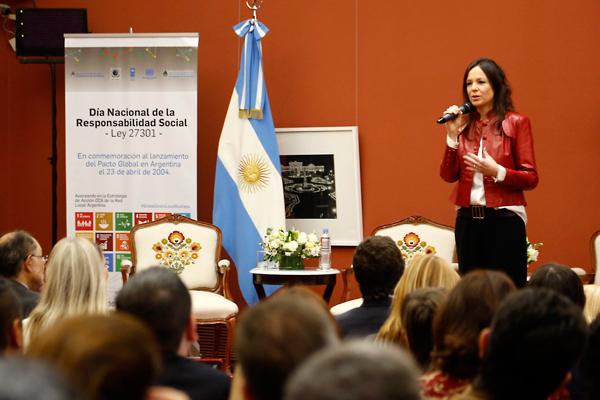 Se celebra el primer Día Nacional de la Responsabilidad Social