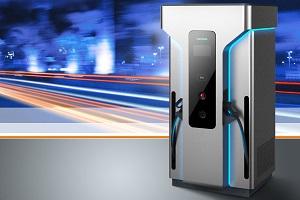 Siemens lanza un nuevo sistema de carga rápida para autos eléctricos