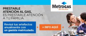 Metrogas 2017