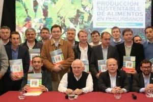 Ponen en marcha un programa de producción sustentable de alimentos en Santa Fe