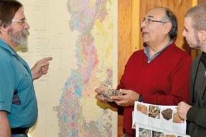 La UNSJ y el Conicet confeccionan el mapa minero de San Juan