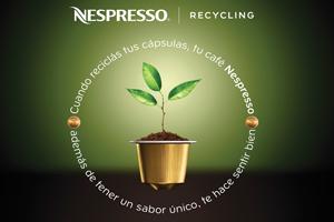 Nespresso invita a sus Club Members a participar del Nespresso Recycling Program