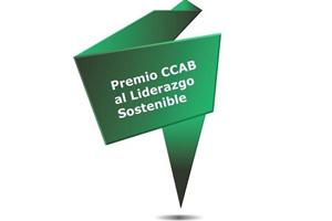 Lanzan la V Edición del Premio CCAB al Liderazgo Sostenible