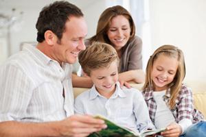 """Fundación Leer y Fundación Itaú inician el programa """"Familias lectoras"""""""