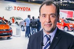 """Prado: """"Los vehículos eléctricos e híbridos son tan divertidos de conducir como los convencionales"""""""