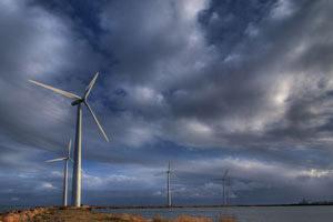 Concluyen que la energía eólica se potencia en los días de frío más extremos
