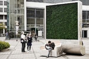 Crean un árbol artificial capaz de absorber la contaminación
