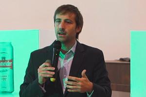 """Barrale: """"En CCU Argentina ya ponemos en valor un 98% de nuestros residuos"""""""