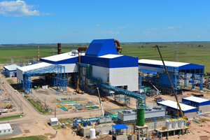 Santa Fe: ponen en marcha la primera acería del país en 40 años