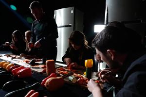 LG y la London Vegetable Orchestra promueven la conservación de alimentos