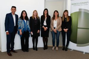 Banco Comafi inauguró un espacio para sus empleadas en período de lactancia