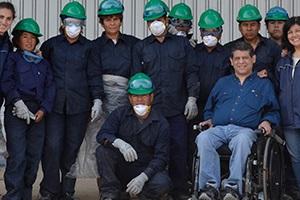 Fomentan la separación de RSU y la inclusión social en Jujuy