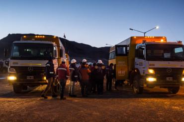 Los trabajadores de Lama y Veladero participarán de las PASO