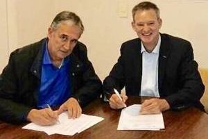 La CAEM firmó un acuerdo de cooperación ambiental con la CEMA