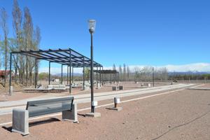Mendoza: convierten una planta de uranio en un parque para niños