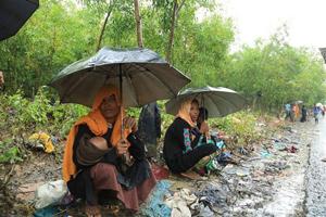 La ONU anticipa una catástrofe sanitaria en Bangladesh