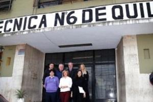 MetroGAS capacita a jóvenes de escuelas técnicas en Quilmes