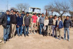 San Luis implementa un Proyecto Forestal Integral