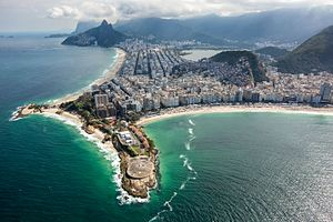 Brasil celebra la Semana de los Mares Limpios
