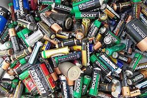 Recuperan 1,5 Tn diarias de hierro a partir de pilas usadas en España