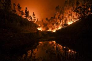 Portugal y España se recuperan de trágica oleada de incendios