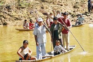 Realizan capacitaciones sobre desastres naturales en Bolivia