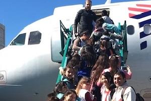 "Más de un centenar de chicos participaron de ""Todos Podemos Volar"""