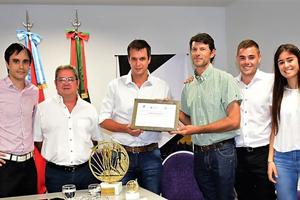 Distinguen a Concordia Agroberries por su innovación tecnológica en el sector agropecuario