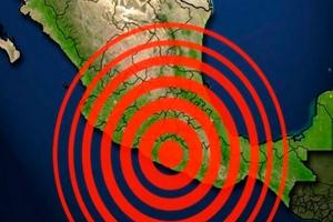 Un fuerte sismo volvió a sacudir el sudoeste de México