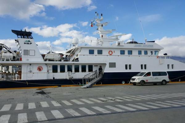 Gobierno Nacional y National Geographic realizan una expedición oceánica en la Patagonina