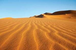 El Desierto del Sahara aumentó un 10% su superficie