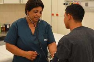 Inauguran centro de salud en el Aeropuerto Internacional Ezeiza