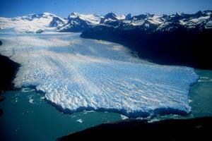 Controlarán en tiempo real la meteorología en los glaciares de Santa Cruz