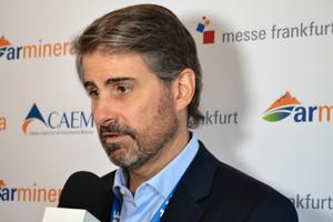 """Álvarez: """"El programa 'Hacia una Minería Sustentable' está creciendo día a día"""""""