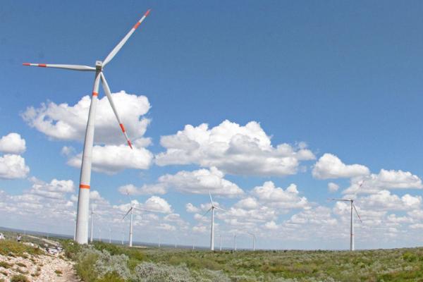 En México se construye el parque eólico más grande de Latinoamérica