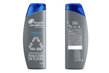 Lanzan en Argentina la primera botella de champú reciclada